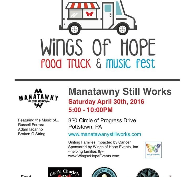 Food Truck & Music Fest To Support Wings Of Hope