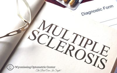 Coping With Multiple Sclerosis Vision Changes