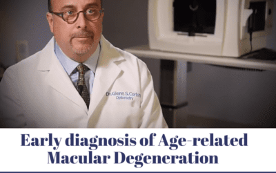 Early Diagnosis of Age-related Macular Degeneration (AMD)