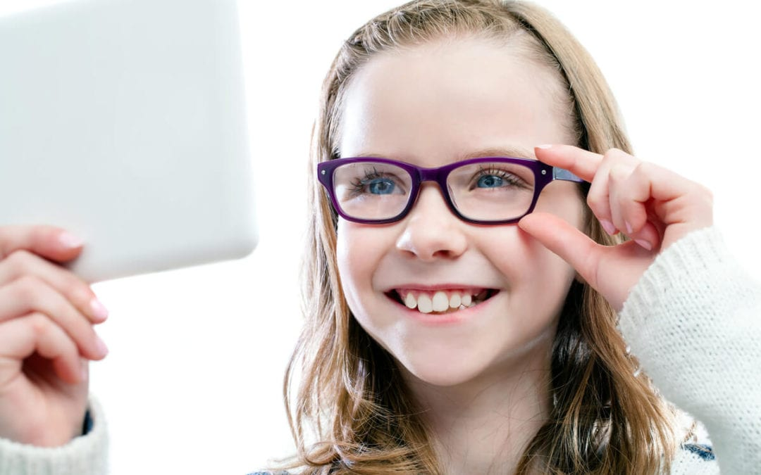 What You Should Know If Your Child Is Nearsighted