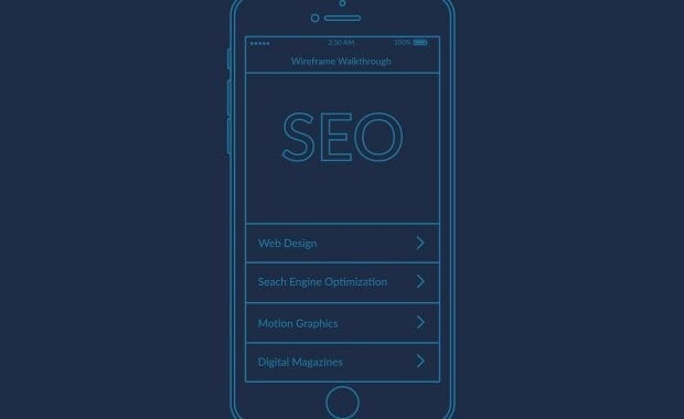 mobile seo graphic