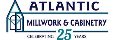 Atlantic Millwork and Cabinetry Logo