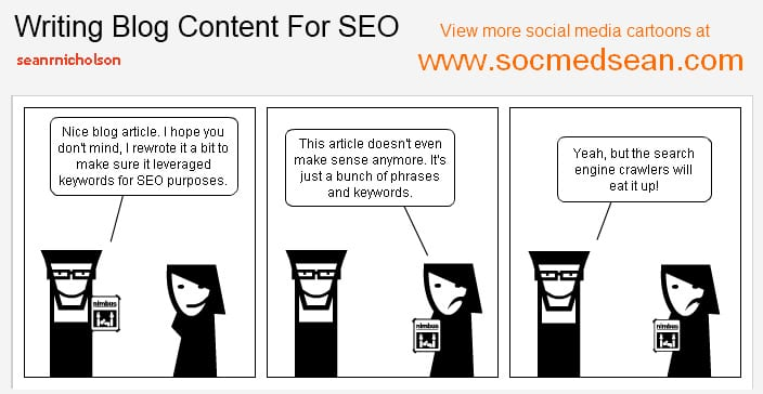 Writing Blog Content for SEO