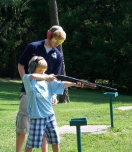 Trap Shooting in Berks County, Pa