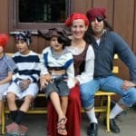 Pirate Theme, SMYMCA Family Camps