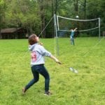 Badminton, SMYMCA Family Camps