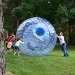 Zorb Ball, SMYMCA Family Camps
