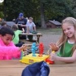 Games & Activities, SMYMCA Family Camps