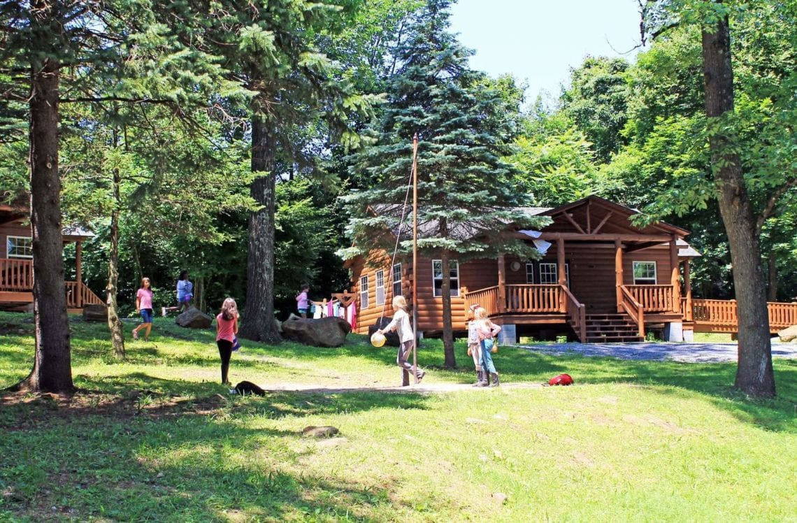 Youth Camp Programs - South Mountain YMCA Camps - Reading, Pa