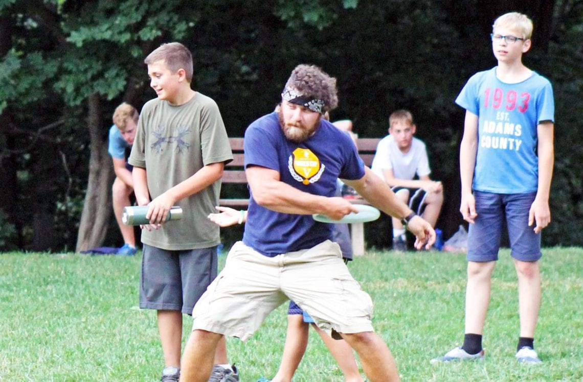 Family Camps - South Mountain YMCA - Reading, Pa