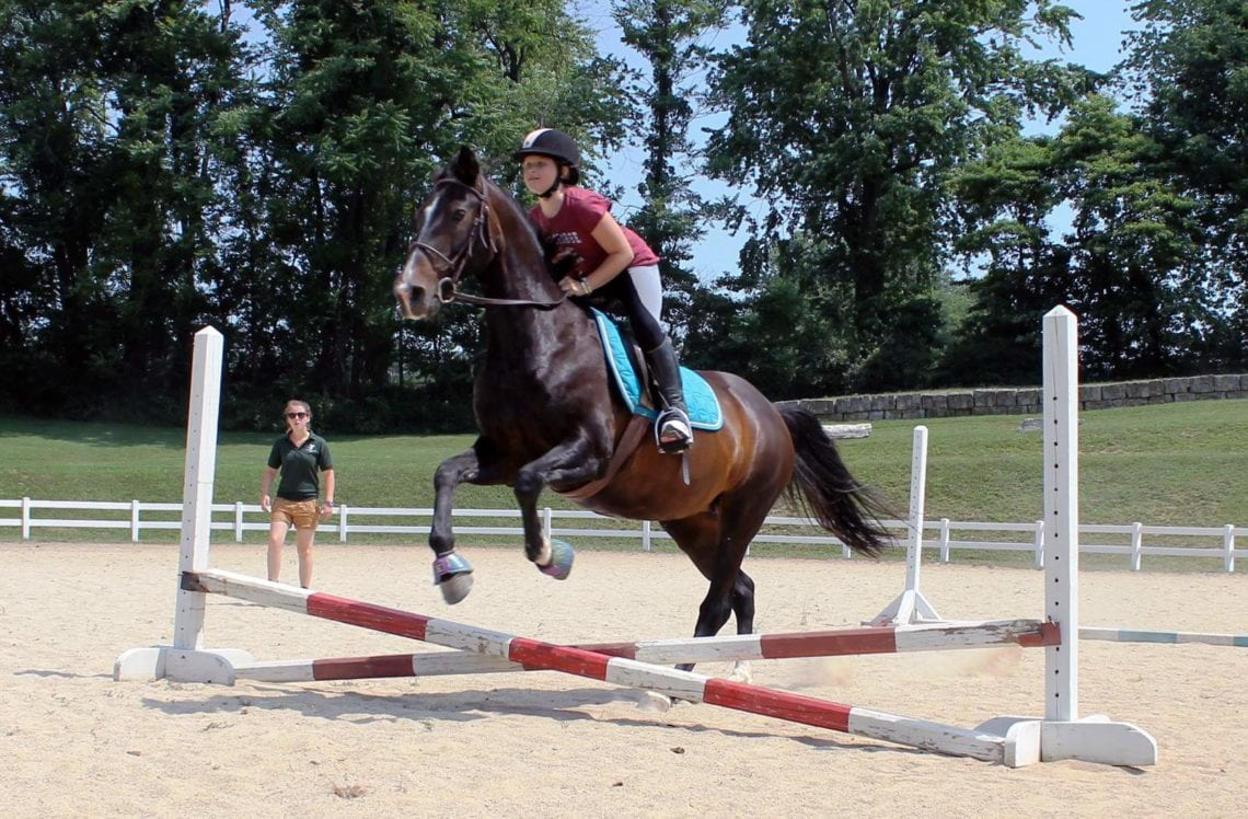 Riding Specialty Camp at Camp Conrad Weiser