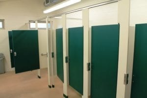 Restrooms at South Mountain YMCA - School Trips