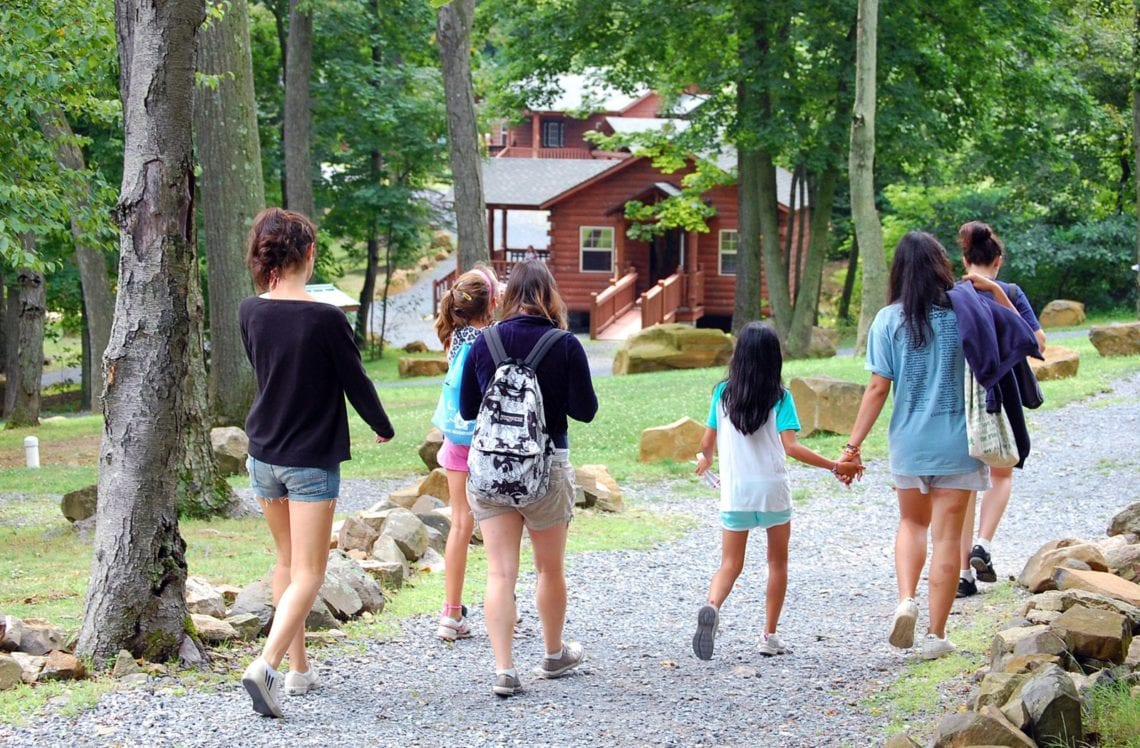 Lodging for Family Camps - South Mountain YMCA