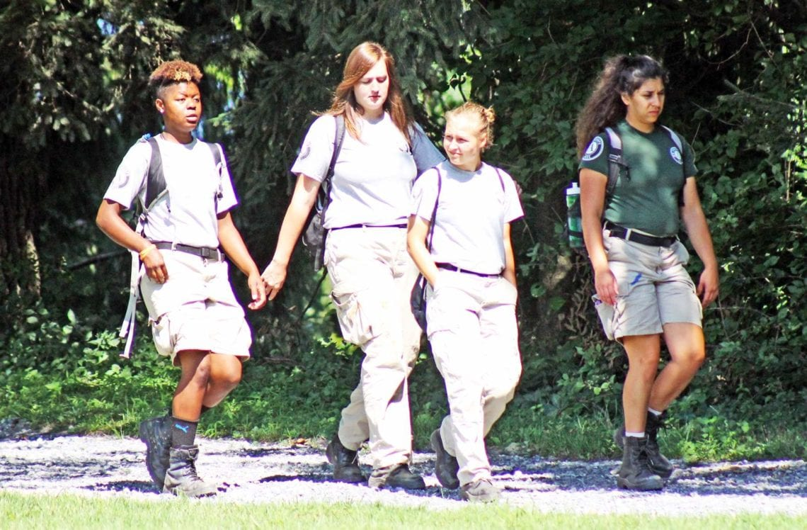 Scouts & Guides - South Mountain YMCA - Reading, Pa