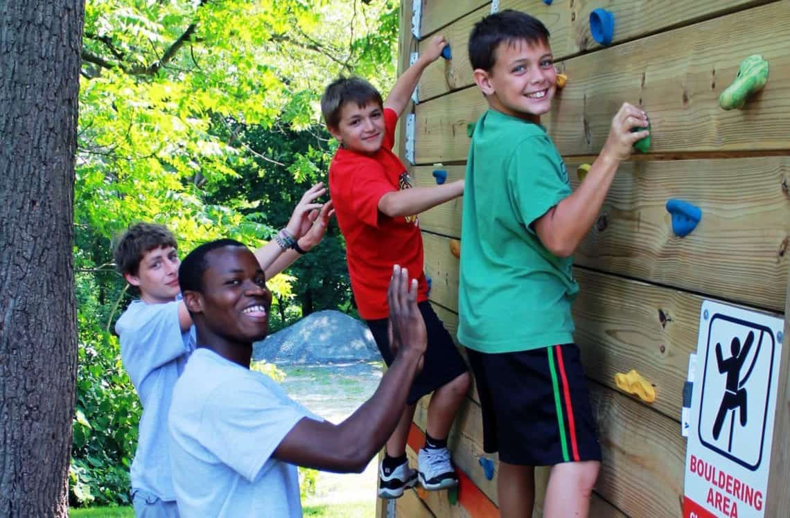 Year-Round Camp Programs - South Mountain YMCA - Reading, Pa