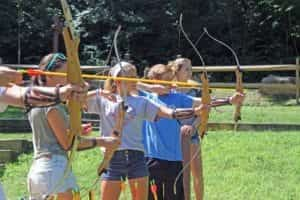 Archery Camps For Kids in Berks County, Pa