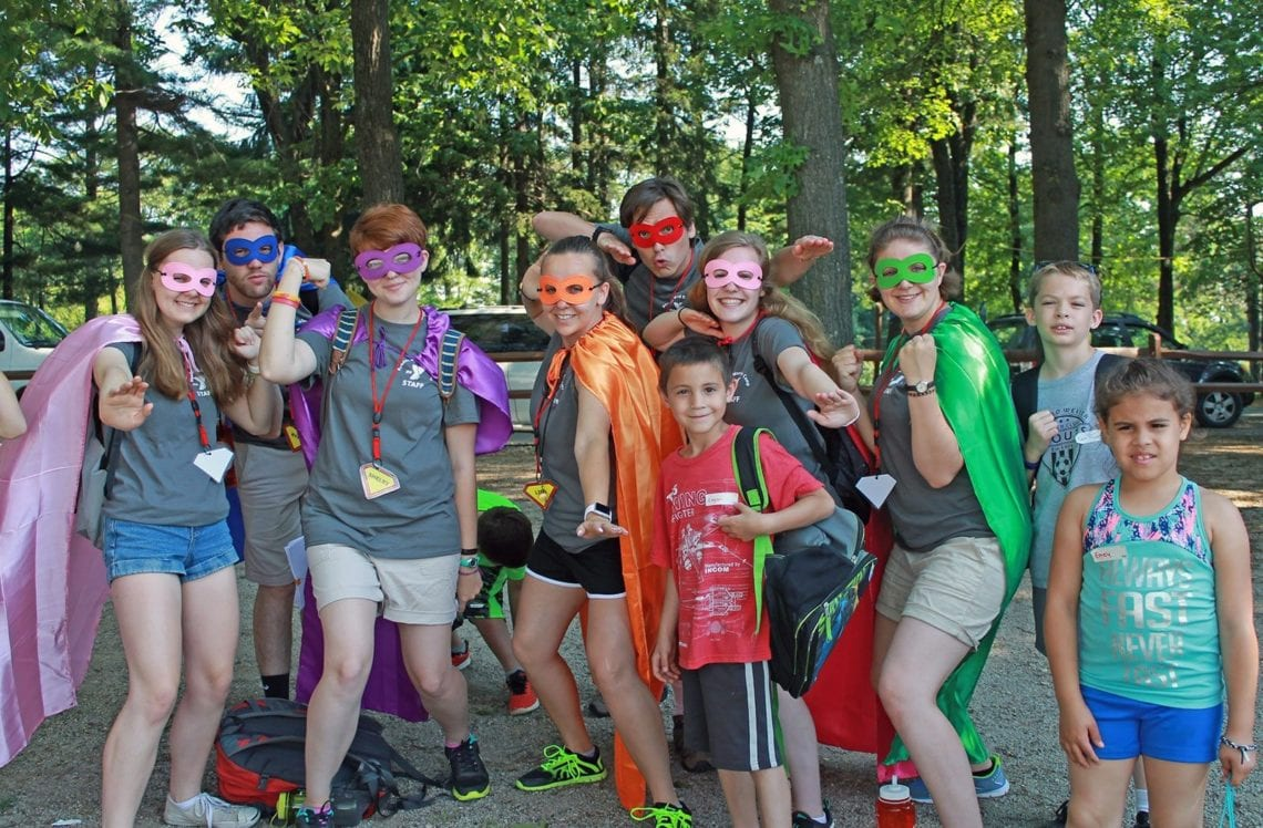 Bynden Wood Day Camp Activities