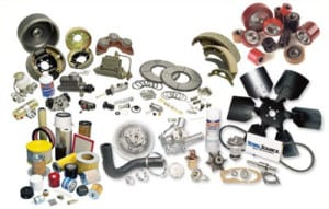 Forklift parts in New Holland and Boyertown, Pennsylvania