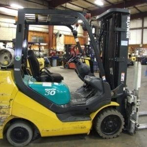 Used Cushion Tire Forklifts - New Holland and Boyertown, Pa