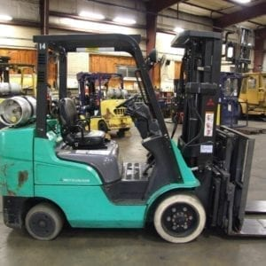 Used Cushion Tire Forklifts in New Holland and Boyertown, PA