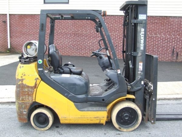 Cushion Tire Forklifts in Boyertown and New Holland Pa (5)