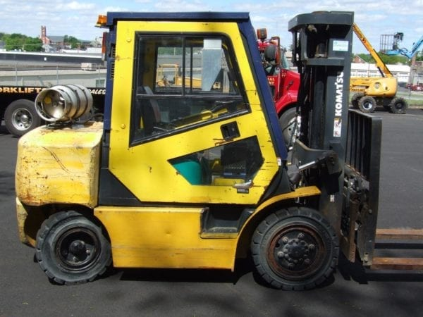 Used Pneumatic Tire Forklifts in New Holland and Boyertown, Pa