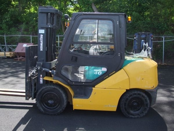 used Pneumatic tire forklifts in New Holland & Boyertown