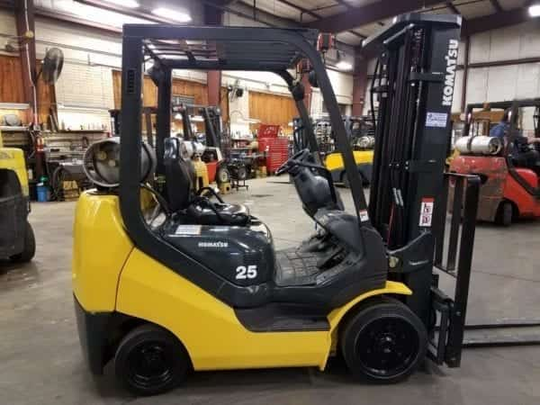 Cushion tire forklift dealer in boyertown and new holland pa
