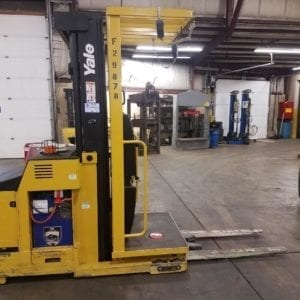Electric forklifts in New Holland and Boyertown, PA