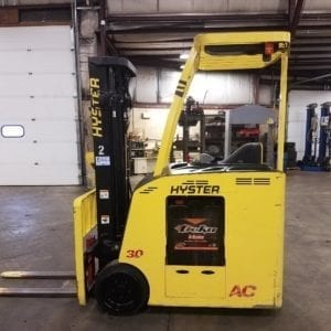 Electric forklifts in Boyertown and New Holland, Pa