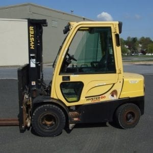 Hyster H60FT - Pneumatic Tire Forklifts