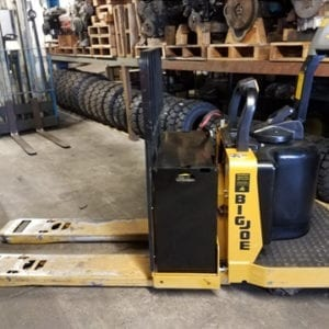 Big Joe WRT60 Pallet Jack - Electric Forklifts