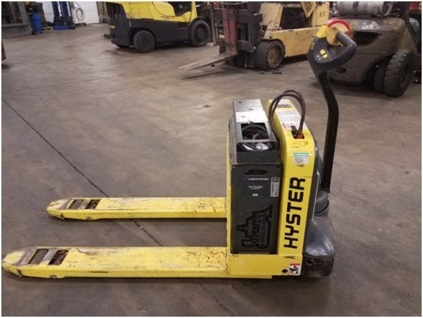 Hyster-W50Z - Electric Forklifts