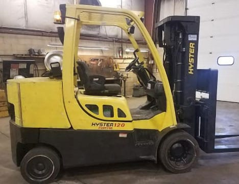 Hyster S120FTS - Cushion Tire Forklifts