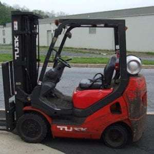 Tusk 500CG-16 - Cushion Tire Forklifts