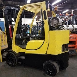 Cushion Hyster S80FTBCS