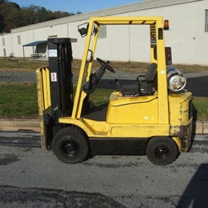 Pneumatic Hyster H40XMS