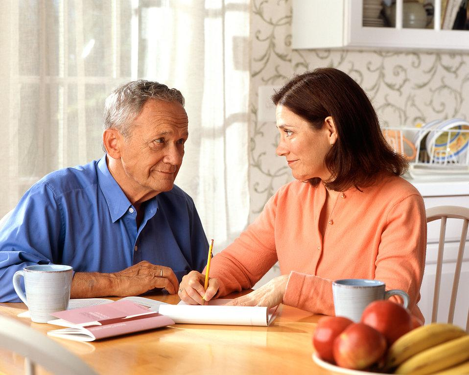 Four Funding methods for Long term care