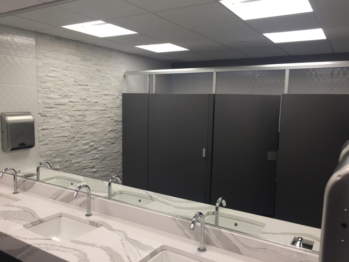 Westfield Corporate Bathrooms