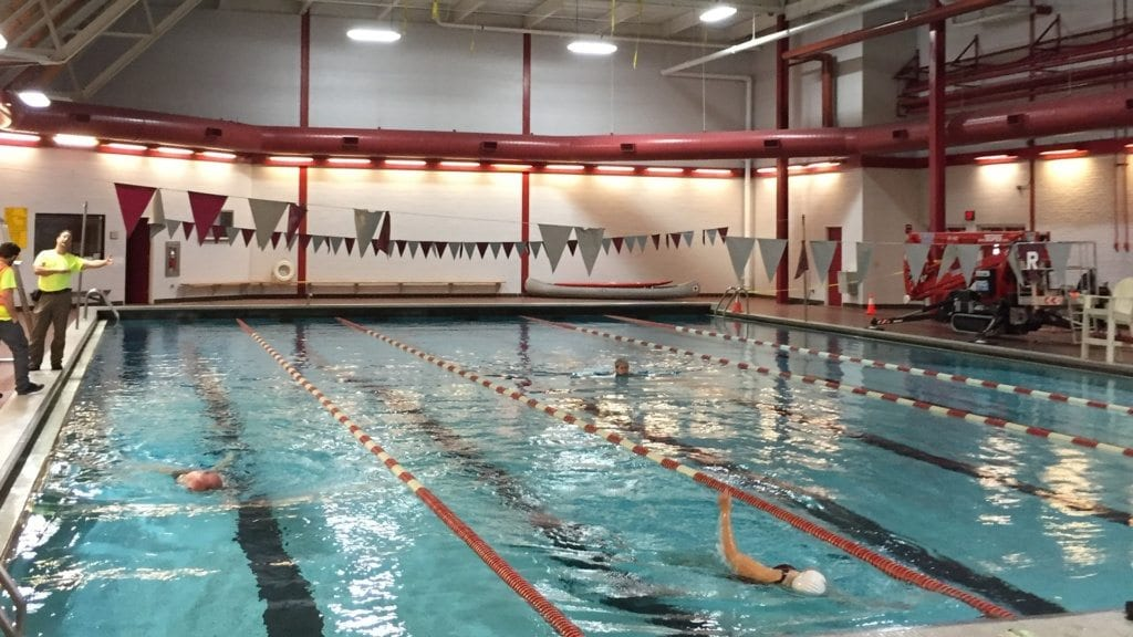Muhlenberg College Pool