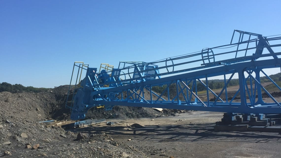 Hannahoe specializes in quarry structures!