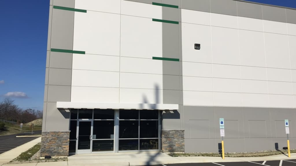 Lehigh Crossing Tilt-Up Warehouse
