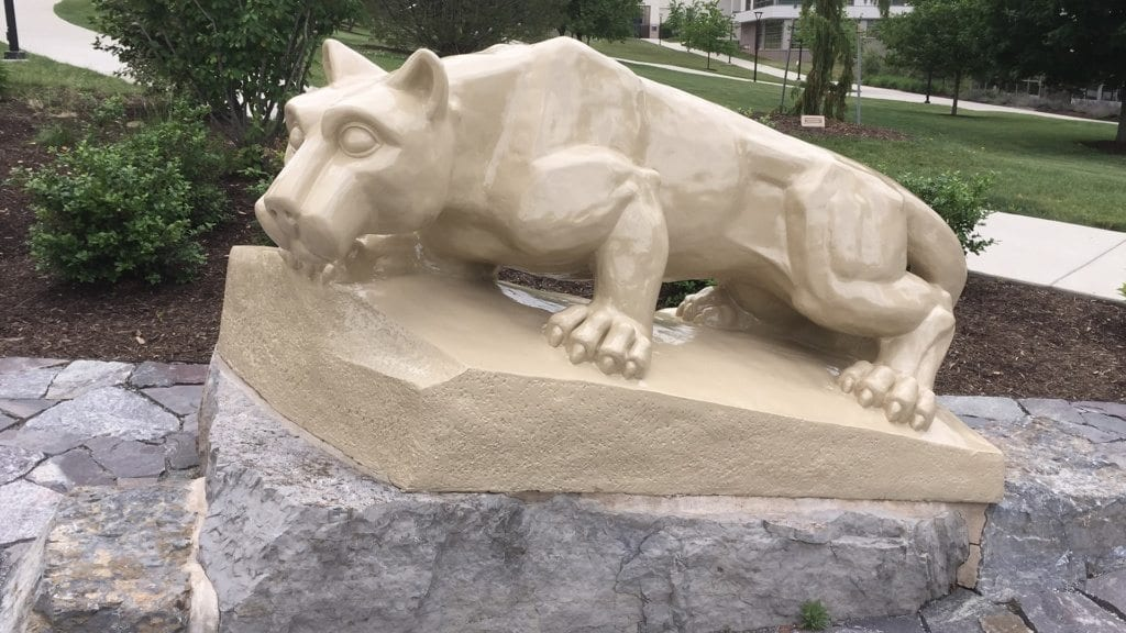 PennState University Nittany Lion