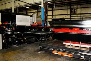 Alpine Metal Products, Fabrication