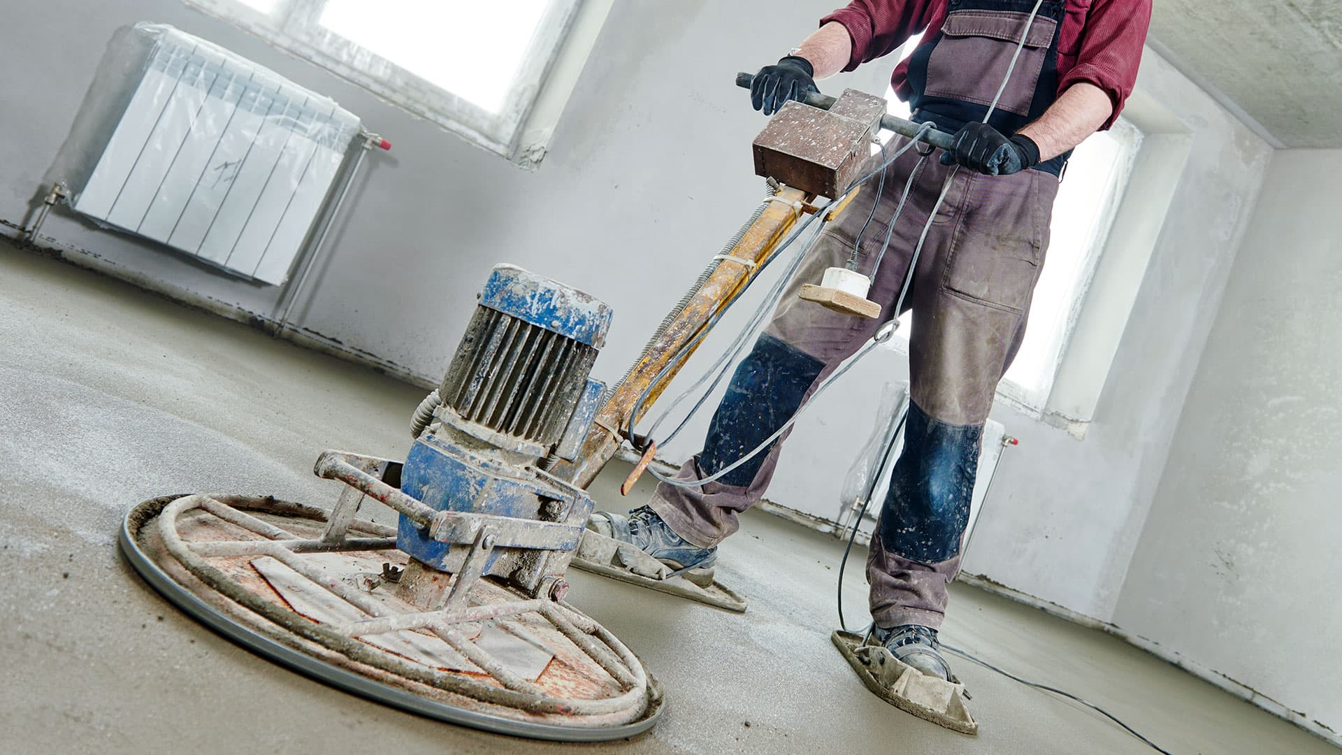 Commercial Flooring Preparation Services