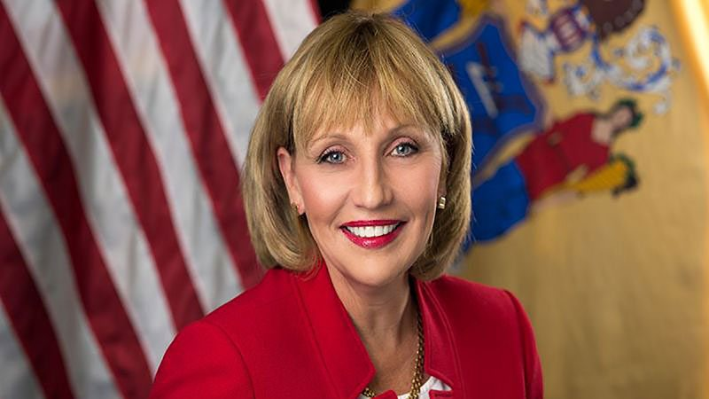 Super Hero of the Month - Feb 2018 - Lt. Governor Kim Guadagno