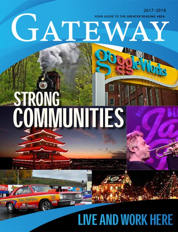 Gateway - The Official Greater Reading Chamber of Commerce & Industry Community Directory - 2017-2018