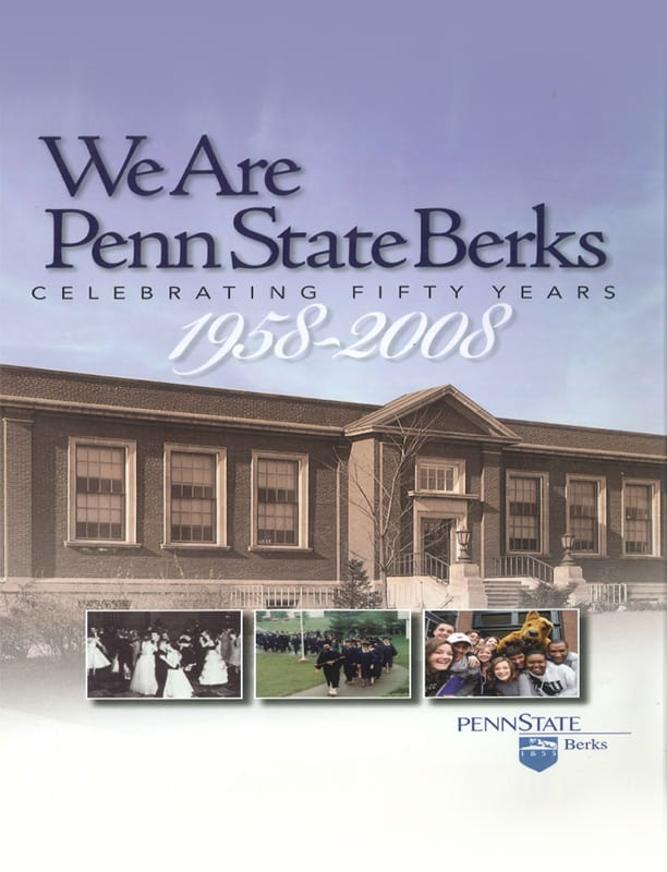 Penn State Berks County - 50 Years