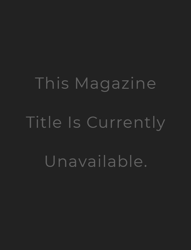 Unavailable Magazine Placeholder