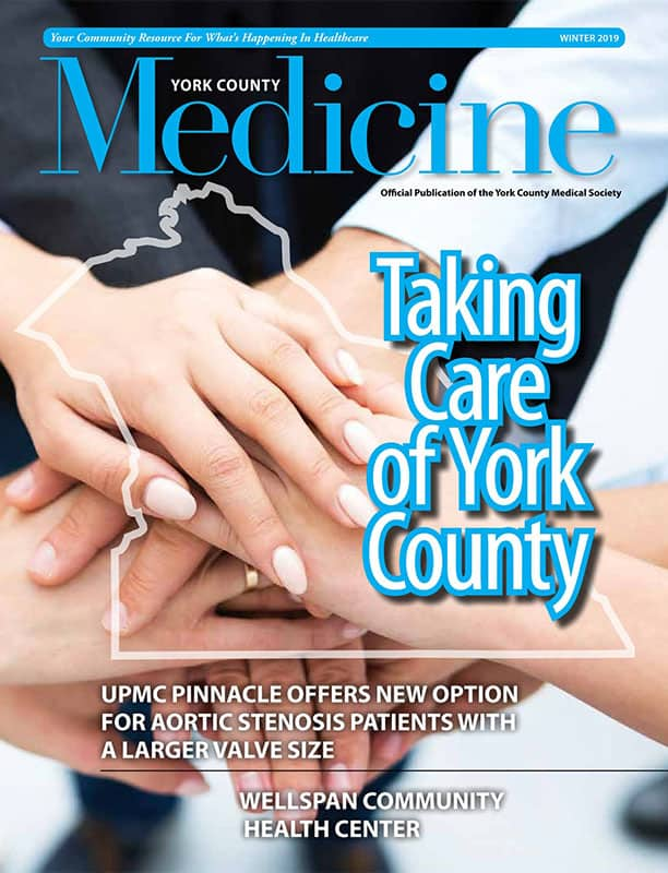 York County Medicine - Winter 2019